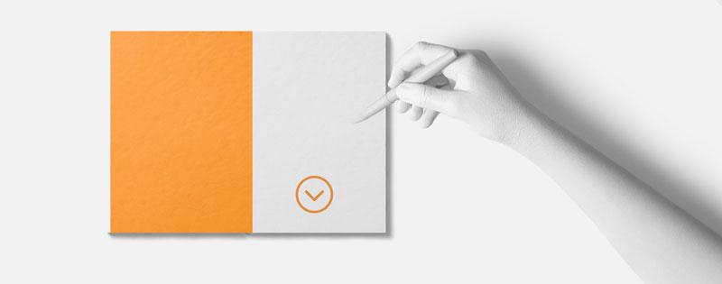 Drukken folders kwaliteit